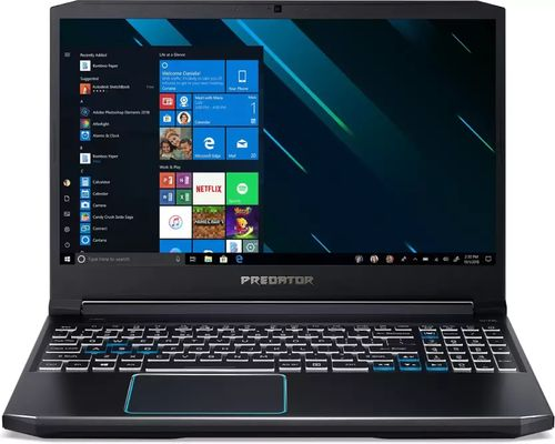 Acer Helios PH315-52 NH.Q53SI.012 Gaming Laptop (9th Gen Core i7/ 16GB/ 1TB 256GB SSD/ Win10/ 6GB Graph)