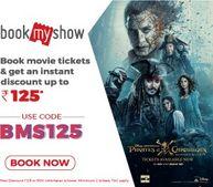 Pirates of the Caribbean 5 Movie Ticket & Get 50% OFF   Minimum 2 Tickets