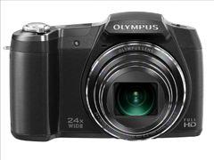 Olympus Stylus SZ-17 Point & Shoot Camera
