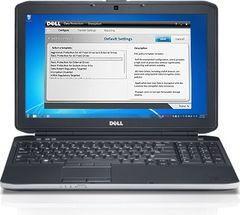 Dell Latitude E-5530 Laptop (3rd Gen Ci5/ 4GB/ 320GB/ Win7 Pro)