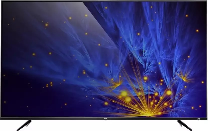 2ffbba03a TCL 43P6US (43-inch) Ultra HD 4K Smart LED TV Best Price in India 2019
