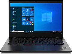 Lenovo Thinkpad L14 20U1S04N00 Laptop (10th Gen Core i3/ 4GB/ 256GB SSD/ Free DOS)