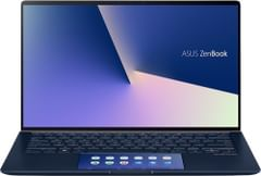 Asus ZenBook 14 UX434FL Laptop vs HP 15-cs2082tx Laptop