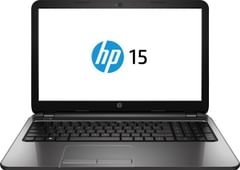 HP 15-G015AU Notebook (APU Quad Core A4/ 4GB/ 500GB/ Win8.1)