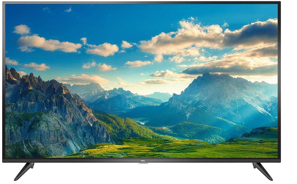 TCL 55P65US 55-inch 4K Smart LED TV