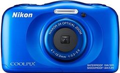 Nikon Coolpix W100 13.2 MP Point & Shoot Camera