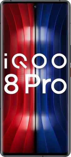 iQOO 8 Pro 5G