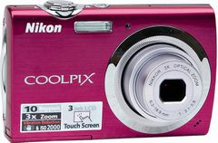 Nikon Coolpix S230 10MP Digital Camera