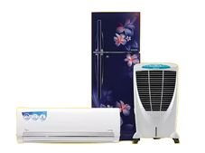 Flipkart Cooling Days: Upto 60% OFF on Appliances + 10% Bank OFF