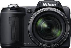 Nikon L110 Point & Shoot Camera