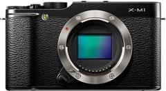 FujiFilm FinePix X-M1 With (Kit 16-50MM)