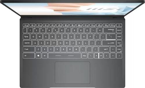 MSI Modern 14 B11MO-092IN Laptop (11th Gen Core i7/ 8GB/ 512GB SSD/ Windows 10 Home)