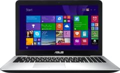 Asus X554LA-XX371H Notebook (4th Gen Ci3/ 4GB/ 500GB/ Win8.1)