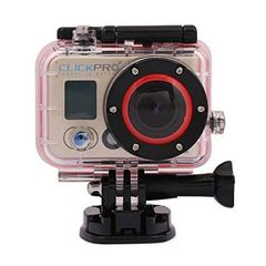 ClickPro Prime 12 MP Sports & Action Camera