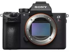 Sony Alpha ILCE-7RM3 42.4 MP Mirrorless Camera (Body)