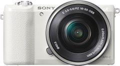 Sony Alpha A5100 24.3 MP Mirrorless Digital Camera (16-50mm Lens)