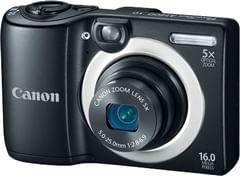 Canon PowerShot A1400 Point & Shoot