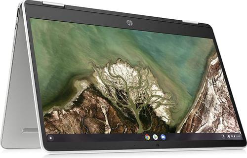 HP Chromebook x360 14a-cb0007AU Laptop (AMD 3015CE/ 4GB/ 64GB eMMC/ Chrome OS)