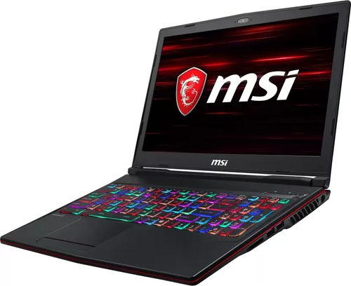 MSI GL63 9SEK-801IN Gaming Laptop (9th Gen Core i7/ 16GB/ 1TB 256GB SSD/ Win10 Home/6GB Graph)
