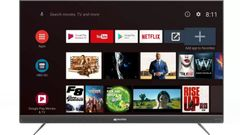 Micromax 49-inch Ultra HD 4K Smart LED TV