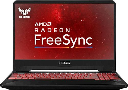 Asus TUF FX505DY-BQ001T Gaming Laptop (AMD Ryzen 5/ 8GB/ 1TB 128GB SSD/ Win10/ 4 GB Graph)