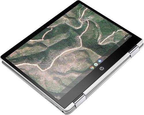 HP Chromebook x360 12b-ca0006TU Laptop (Intel Celeron/ 4GB/ 64GB SSD/ Chrome OS)