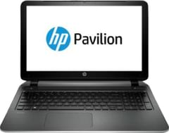 HP Pavilion 15-p017TU Notebook (4th Gen Ci3/ 4GB/ 1TB/ Win8.1) (J2C44PA)