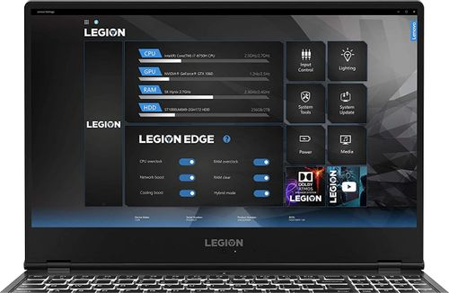 Lenovo Legion Y540 81SY00SNIN Gaming Laptop (9th Gen Core i5/ 8GB/ 1TB 256GB SSD/ Win10/ 4GB Graph)