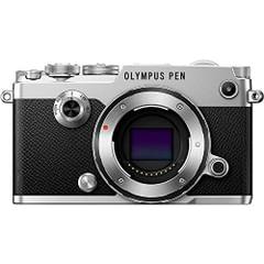 Olympus Pen-F Mirrorless Camera (ED 14-42mm & EZ & 40-150mm Lenses)
