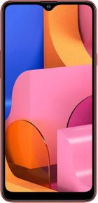 Samsung Galaxy M20 vs Samsung Galaxy A20s (4GB RAM+64GB)