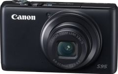 Canon S95 PSS95 Powershot Digital Camera
