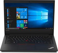 Lenovo ThinkPad E490 (20N8S16400) Laptop (8th Gen Core i3/ 4GB/ 512GB SSD/ Win10)