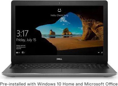 Dell Inspiron 3593 Laptop (10th Gen Core i5/ 4GB/ 1TB 256GB SSD/ Win10)