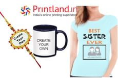 Personalized Gifts for Rakhi Starting @ Rs. 115 only