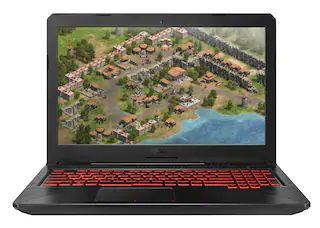 Asus TUF FX504GE-E4644T Laptop (8th Gen Ci7/ 8GB/ 1TB 256GB SSD/ Win10/ 4GB Graph)