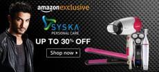 Flat 30% OFF | Syska Health & Personal Care