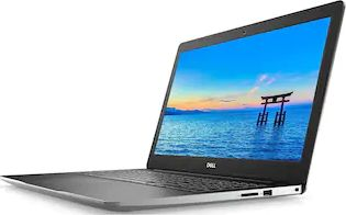 Dell Inspiron 3595 Laptop (AMD A6/ 4GB/ 1TB/ Win10)