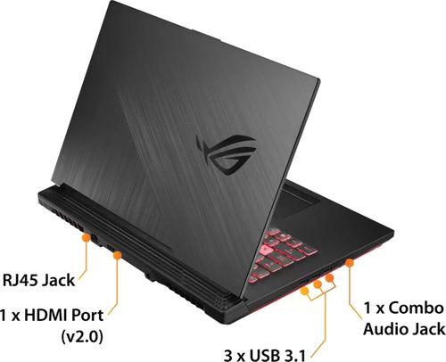 Asus ROG Strix G G531GD-BQ036T Gaming Laptop (9th Gen Core i5/ 8GB/ 1TB/ Win10 Home/ 4GB Graph)