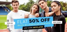 Flat 50% OFF: Koovs Fashion for Men & Women
