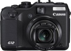 Canon PowerShot G12 Point & Shoot
