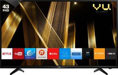 Vu 43D6575 43 inch Full HD LED Smart TV