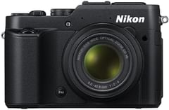 Nikon Coolpix P7800 Advance Point and Shoot
