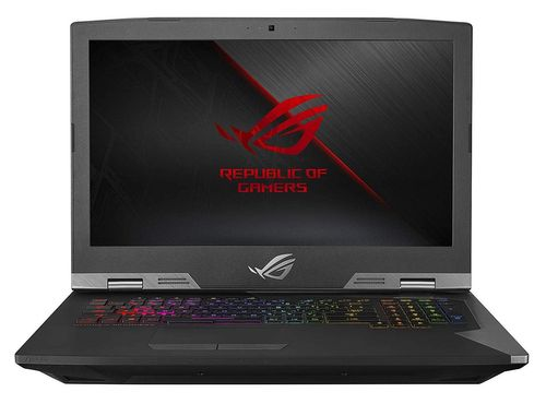 Asus ROG G703GI-E5148T Laptop (8th Gen Ci9/ 64GB/ 2TB/ Win10/ 8GB Graph)