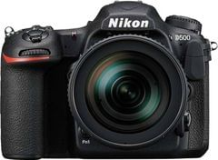 Nikon D500 20.9 MP DSLR Camera (AF-S 16-80mm Lens)