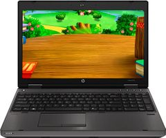 HP 6570b ProBook-DOM83PA (3rd Generation Intel Core i5/4GB/500GB/Windows 8 Pro)