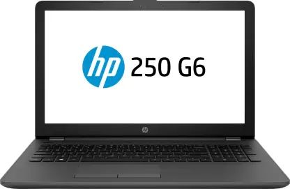HP 250 G6 Laptop (7th Gen Core i3/ 4GB/ 1TB/ Win10 Home)