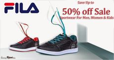 Fila Casual Shoes Upto 70% OFF