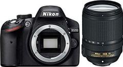 Nikon D3200 DSLR Camera (AF-S 18-140mm VR II Lens)