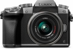 Panasonic LUMIX G7 Camera with 14-42mm Lens