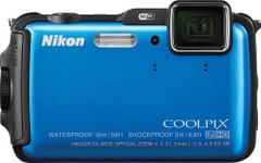 Nikon Coolpix AW120 Point & Shoot